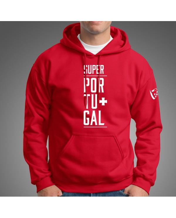 Hoodie Super Portugal | Cruz